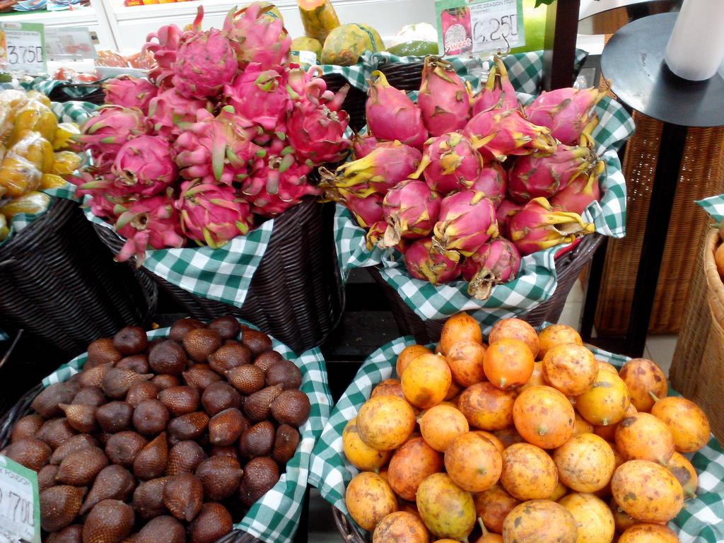 фрукты доминикана
