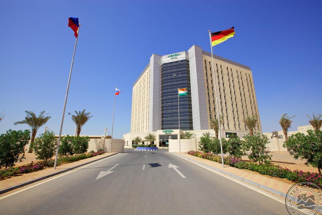 Acacia by Bin Majid Hotels & Resorts 4*