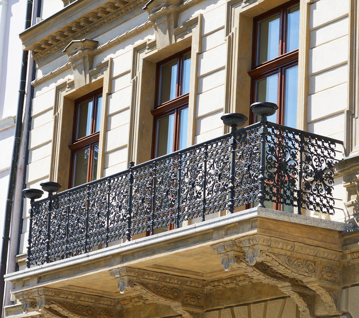 Балкон желаний в Днепре