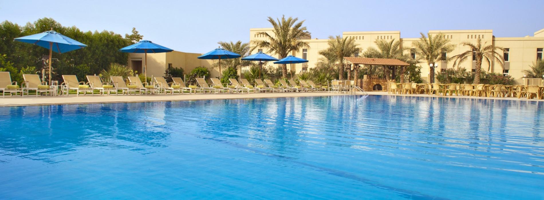Beach Hotel Bin Majid Hotels & Resorts 4*