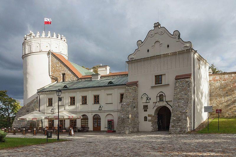 Замок в Перемышле
