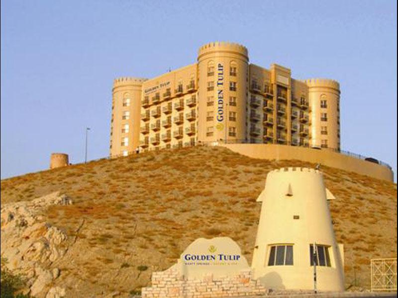 Golden Tulip Khatt Springs Resort & Spa 4*