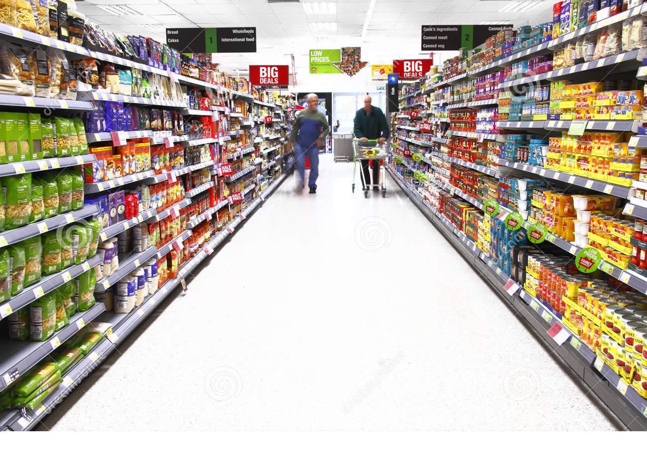 Сувениры можно выбрать в супермаркете.