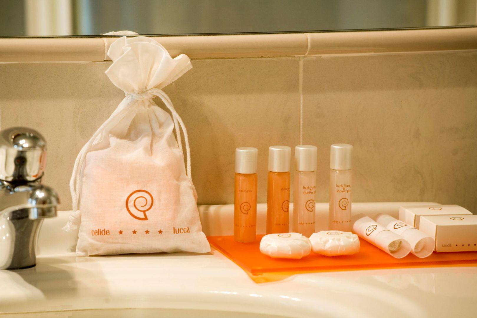 мыло шампунь в отеле