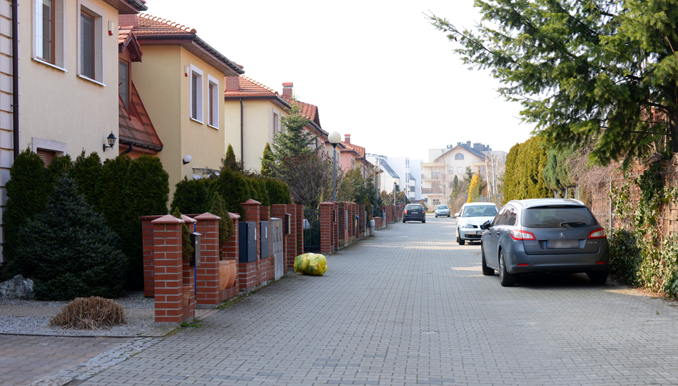 деревня Польша