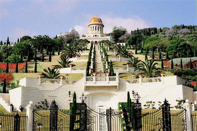 Висячие сады Хайфи