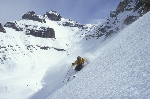 Delirium Dive, Banff