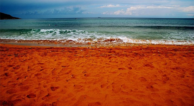 Пляж Каихалулу, Гавайи
