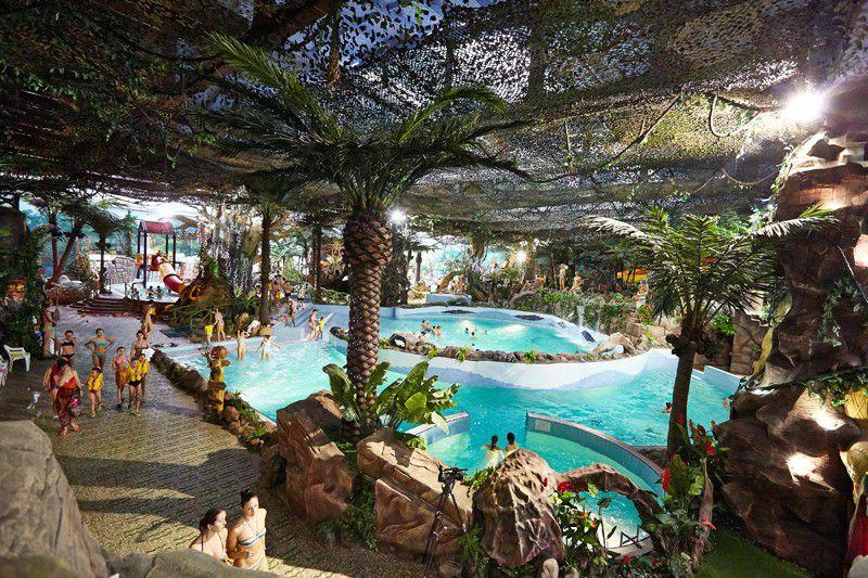 Репетиция лета  8 самых необычных аквапарков страны - Мандрия UA 713748f4a8c6e