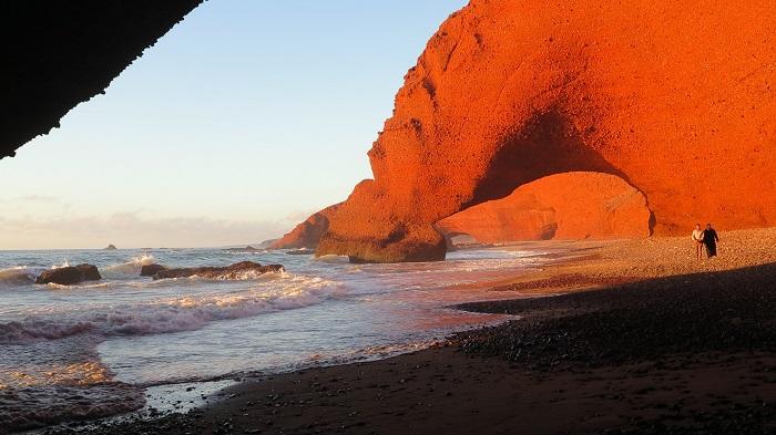 пляж Лезгира