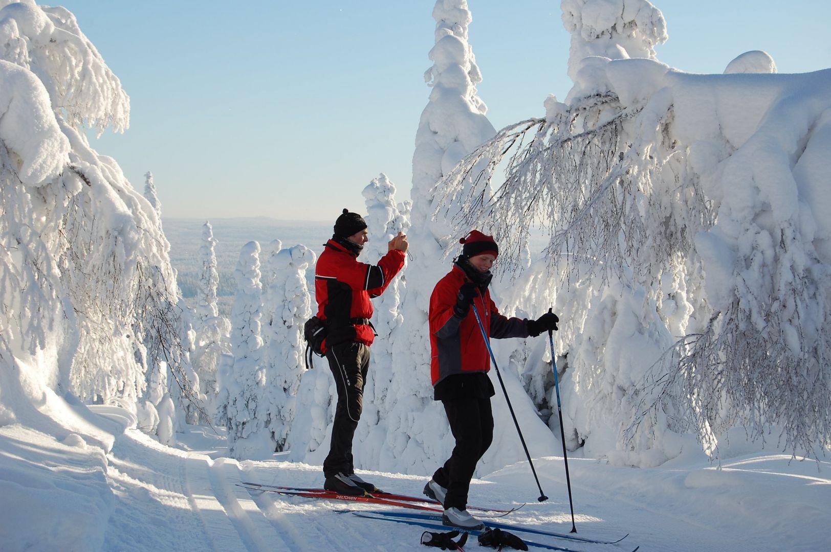 Рука, Лапландия, Финляндия