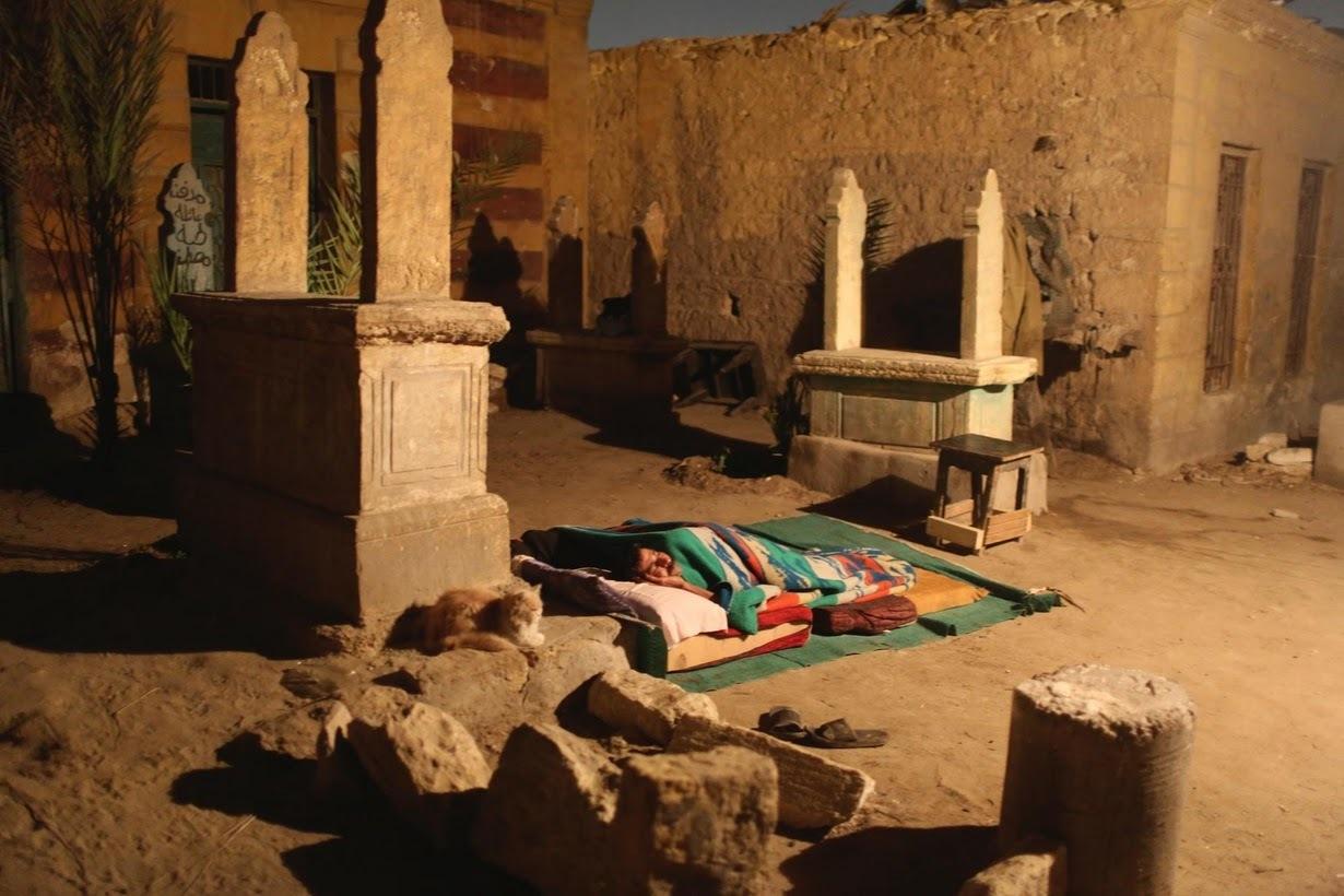 Город мертвых, Каир, Египер