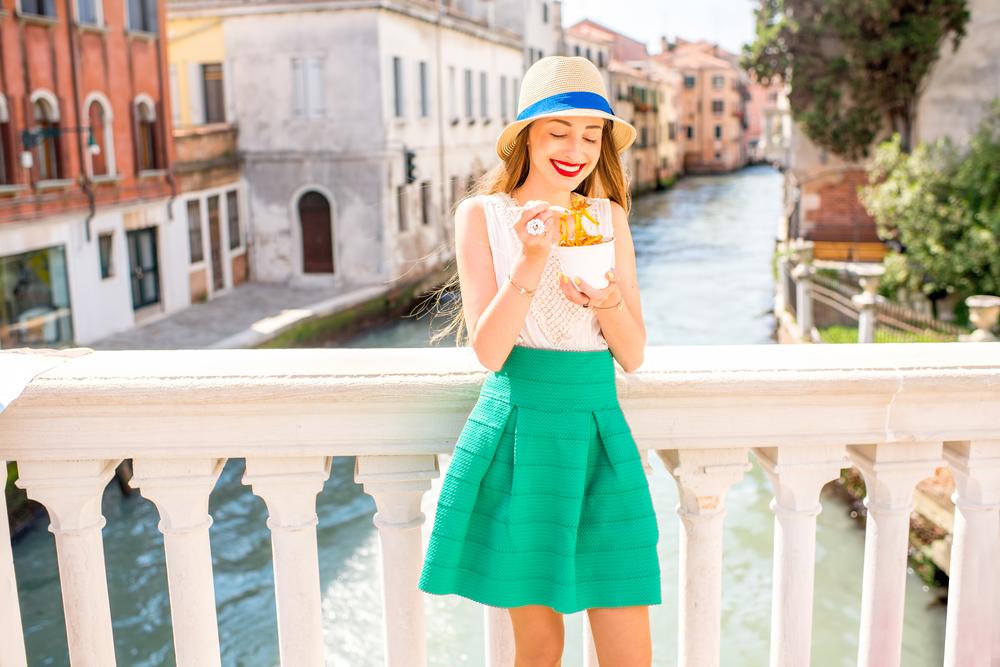 Паста в Италии