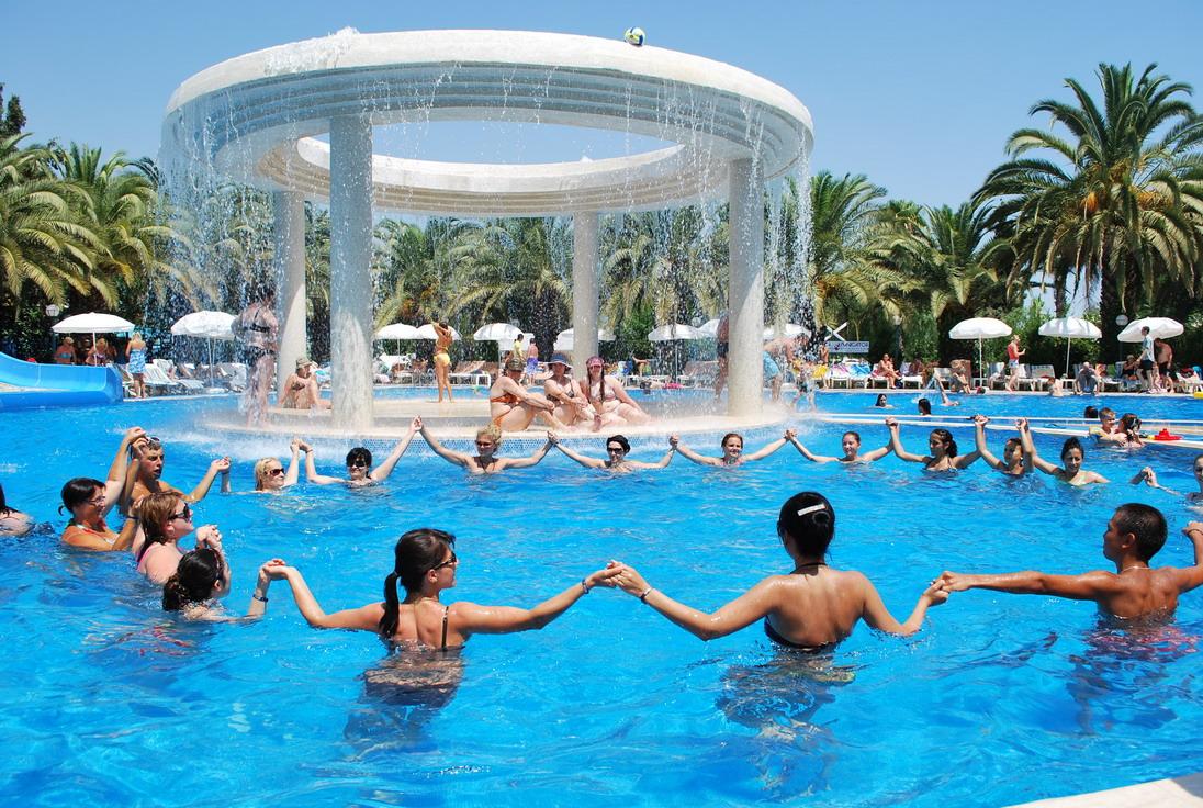 Отдых в Турции в отеле Ozkaymak Marina 5*, Кемер