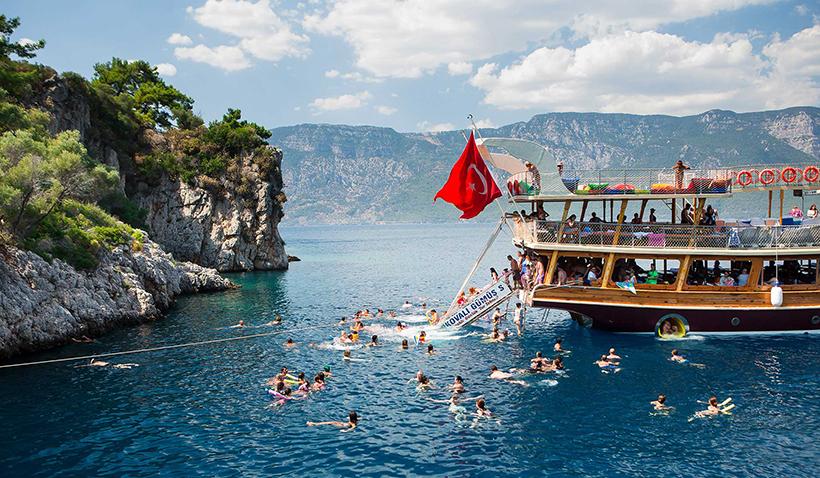 Какие курорты Турции выбрать для морского отдыха? - Статья Мандрии