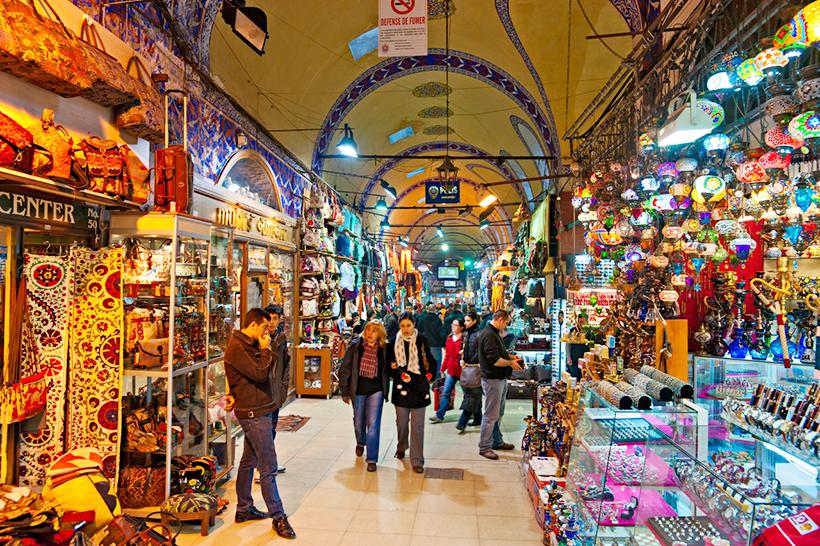 Гранд Базар. Стамбул