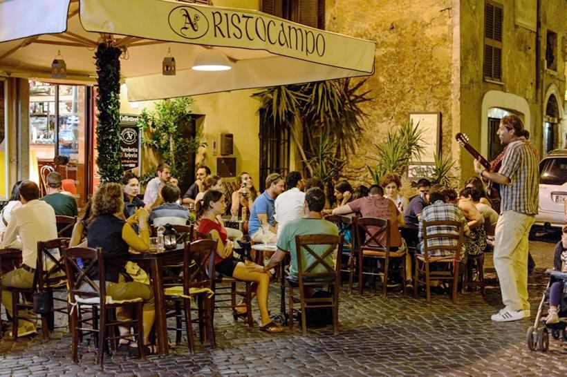 Ресторан Aristocampo в Риме