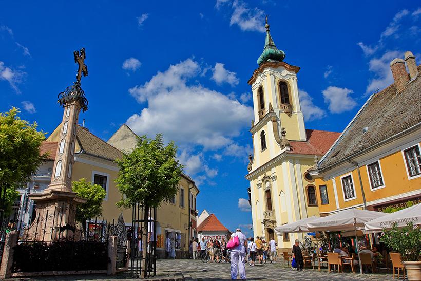 Сентендре, Венгрия