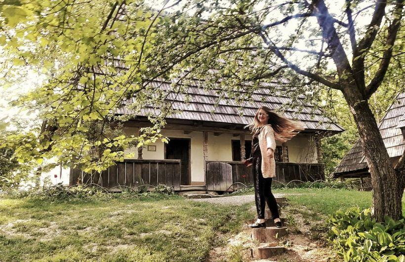 Сельский быт в музее «Шевченковский гай»