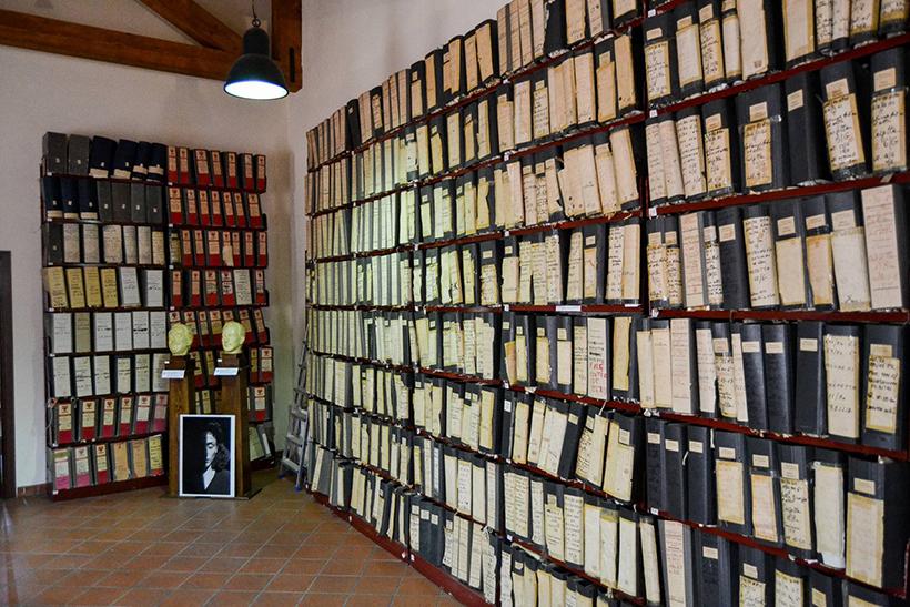 Музей мафии в Корлеоне