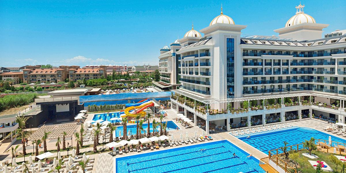 Side La Grande Resort & Spa 5*