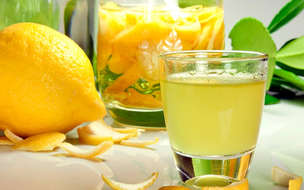 Лимончелло