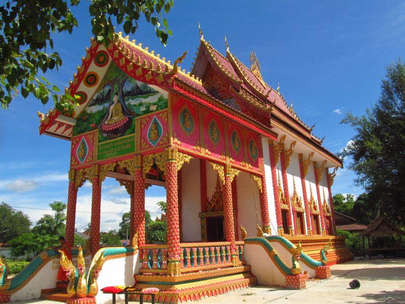 Лаоський сучасний храм