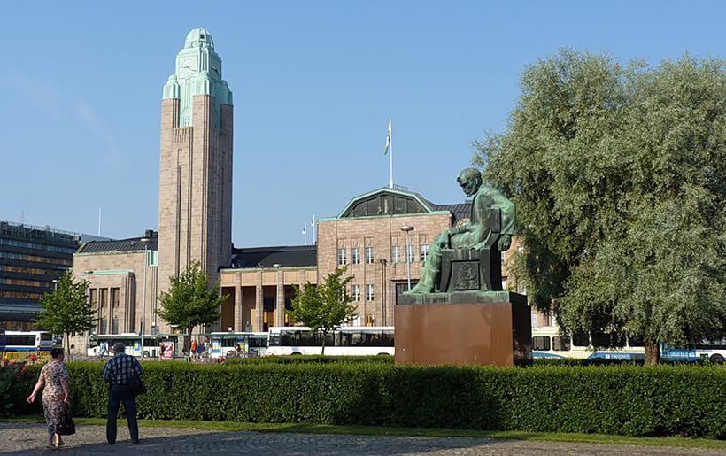 Хельсинский железнодорожный вокзал