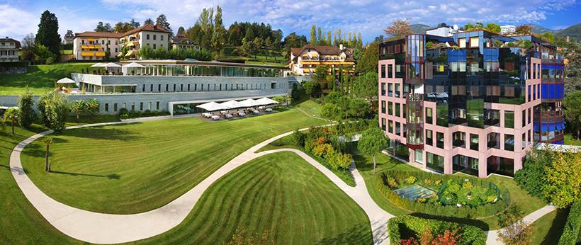 Clinique La Prairie, Монтре, Швейцария