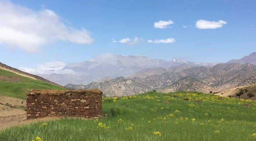 Пейзажи Марокко