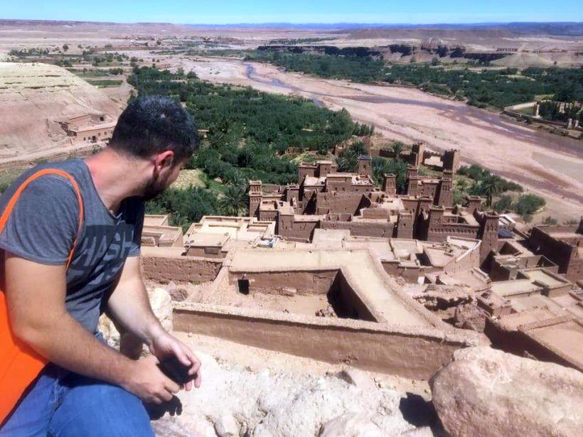 Касбы и ксары в Марокко
