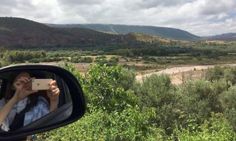 Виды в Марокко