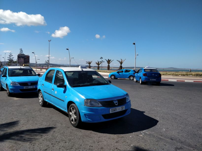 Такси Эс-Сувейры