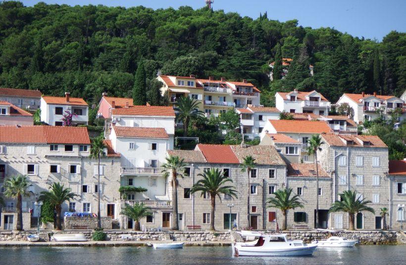 Хорватия яхтинг