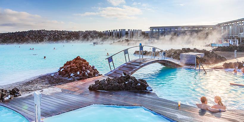 Blue Lagoon, Рейкьявик, Исландия