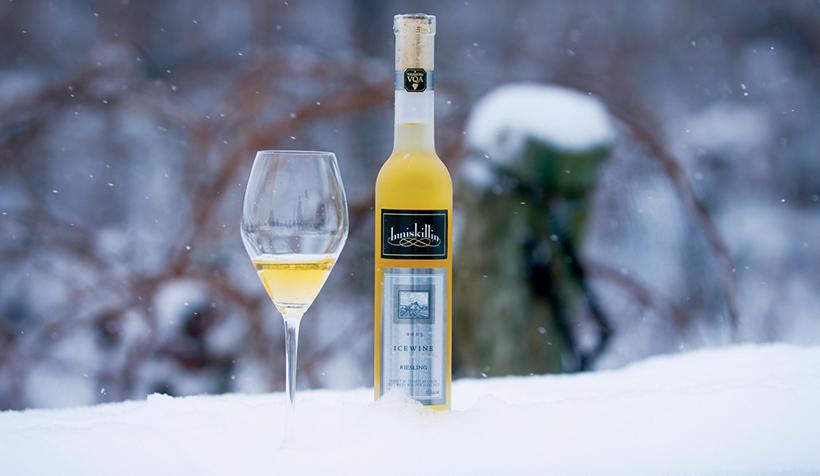 Ice wine, Ледяное вино