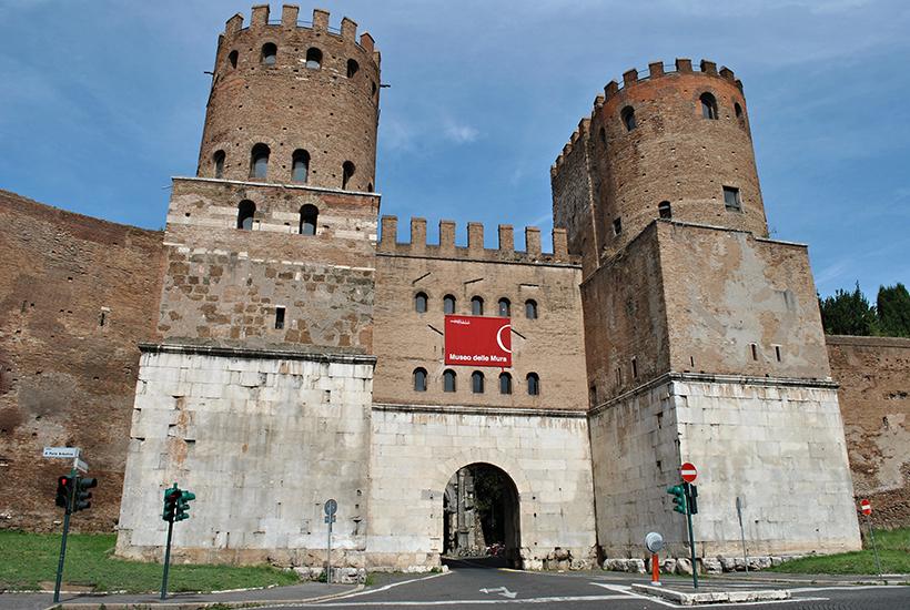 Музей городских стен, Museo delle Mura