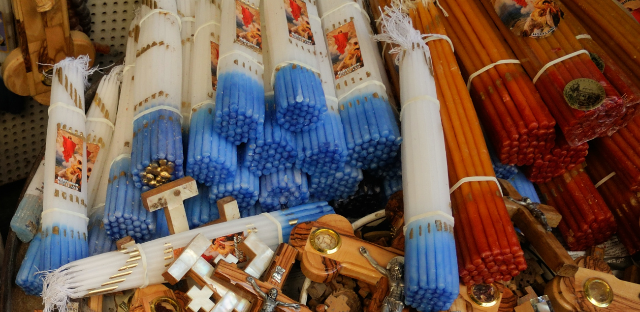 Религиозные сувениры из Израиля