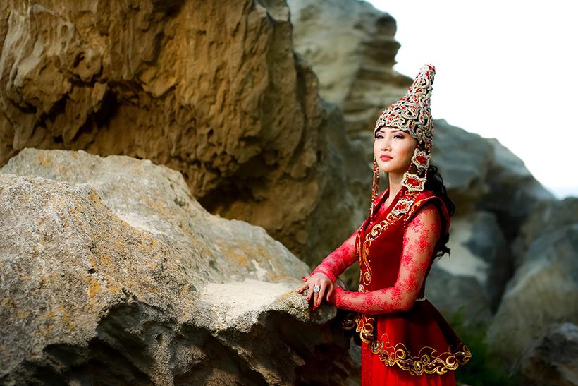 Ювелирные украшения в Казахстане