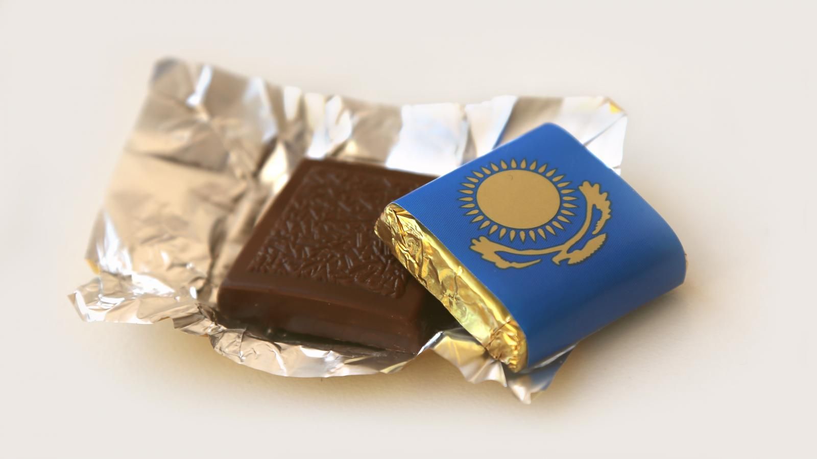 шоколад фирмы «Рахат»