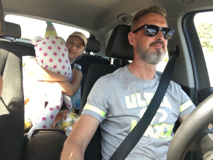 автомобилем в Хорватию