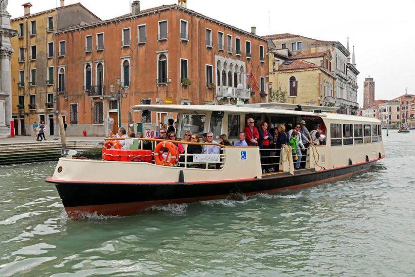 Венеция, Вапоретто