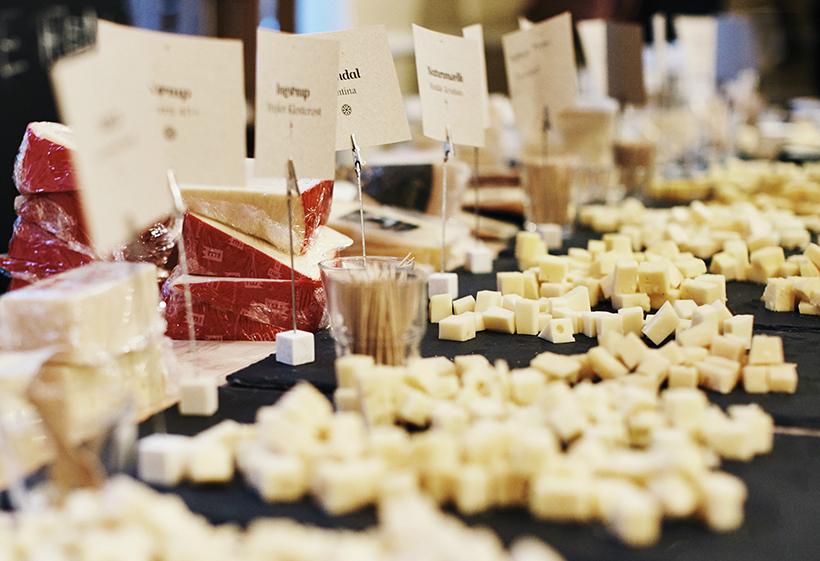 Сыр в Дании