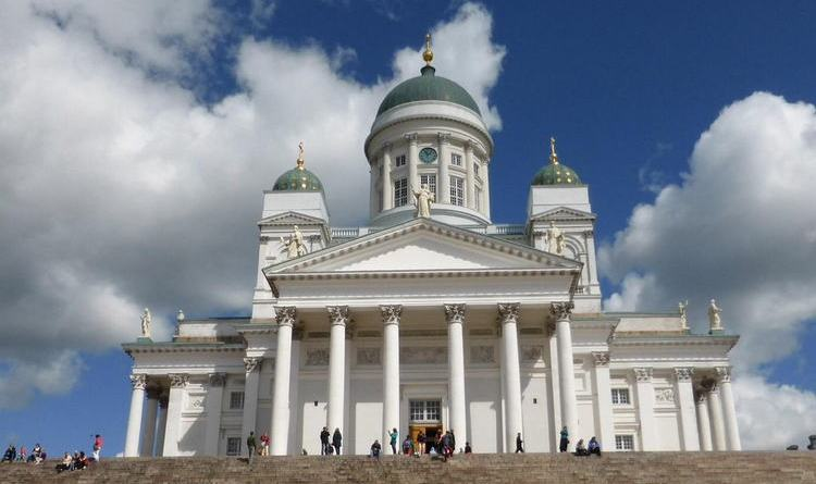 Кафедральный собор, Хельсинки