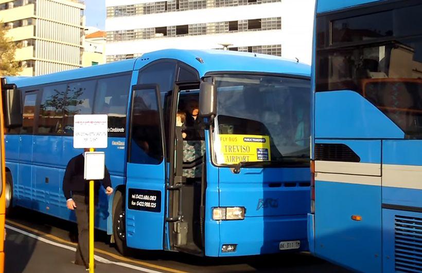 автобусы компании ATVO