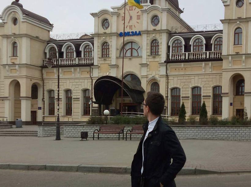 Луцьк вокзал