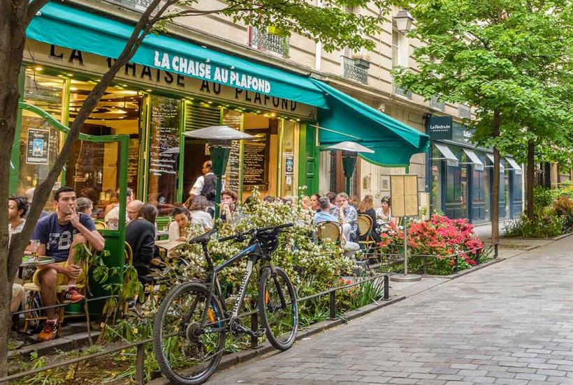 квартал Марэ, Париж