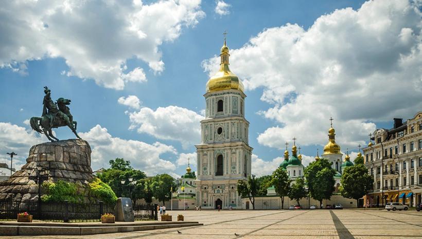 Колокольня Софиевского собора