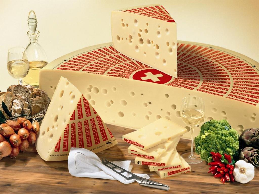 Сыр Эмменталер