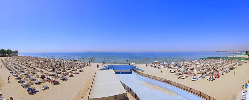 Пляж «Флория» в Стамбуле